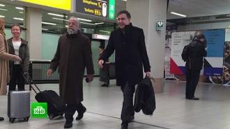 Саакашвили вАмстердаме похвастался «настоящим документом»