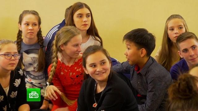 Участники «Ты супер!» отметили свой первый праздник на проекте.НТВ.Ru: новости, видео, программы телеканала НТВ