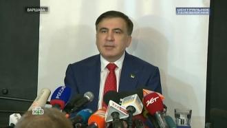 Высылка Саакашвили: почему Порошенко решился избавиться от опального политика