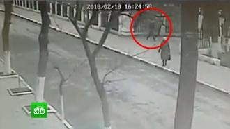 Камеры наблюдения сняли кизлярского стрелка сружьем