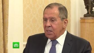 Лавров заявил о попытках США и ЕС привнести антироссийские элементы на Балканы
