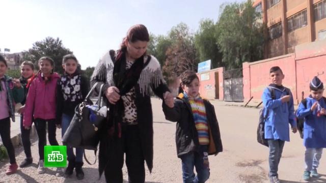 Российские военные врачи просят помочь сирийскому мальчику спороком сердца.Сирия, болезни, гуманитарная помощь, дети и подростки, здоровье, медицина.НТВ.Ru: новости, видео, программы телеканала НТВ