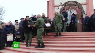 ВКизляре жертв нападения на православный храм похоронили под колокольный звон