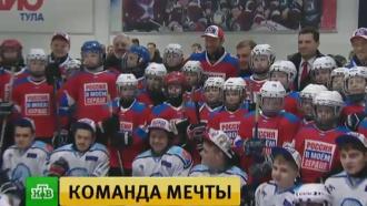 Историческая победа: Россия ликует после олимпийского триумфа хоккеистов