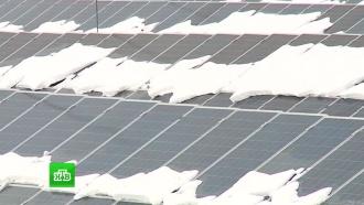 ВОренбургской области началось строительство сразу двух солнечных электростанций