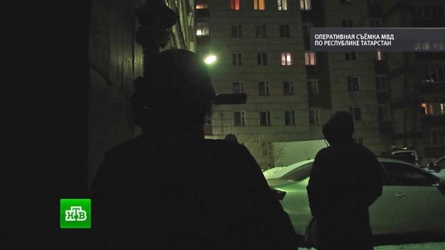 Устроивший бойню пьяный казанский дебошир отстреливался несколько часов.Казань, Следственный комитет, задержание, полиция, стрельба.НТВ.Ru: новости, видео, программы телеканала НТВ