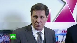 Жуков подтвердил восстановление членства ОКР вМОК