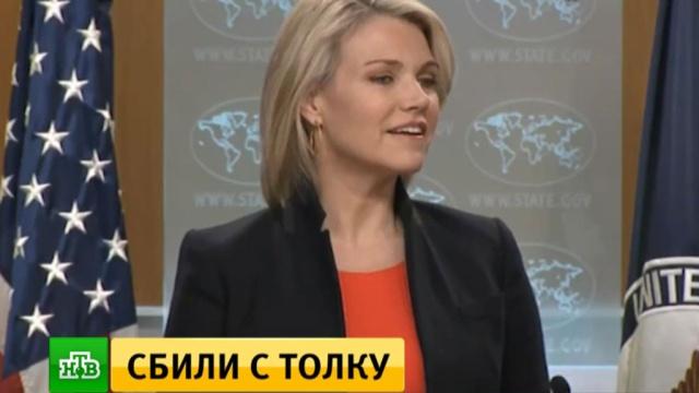 В Госдепе отказались говорить с российскими журналистами.Госдепартамент США, Живой Журнал, Путин, СМИ, США, вооружение.НТВ.Ru: новости, видео, программы телеканала НТВ