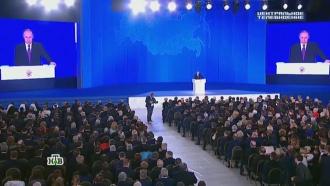 «Это не блеф»: политологи ивоенные после речи Путина призвали США кдиалогу сРФ