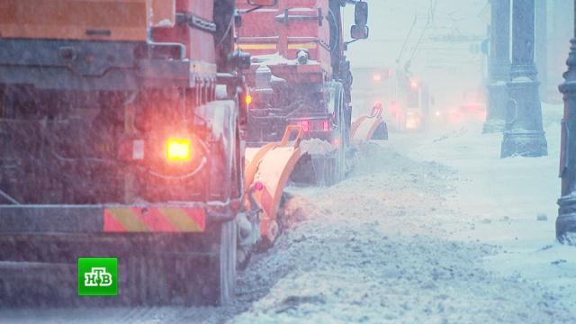 Мощный снегопад обрушится на Москву вМеждународный женский день.Москва, весна, морозы, погода, снег.НТВ.Ru: новости, видео, программы телеканала НТВ