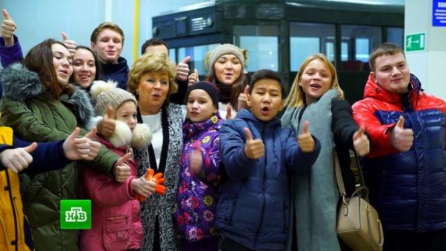 Киностудия «Мосфильм» распахнула свои двери перед участниками шоу «Ты супер!».НТВ.Ru: новости, видео, программы телеканала НТВ