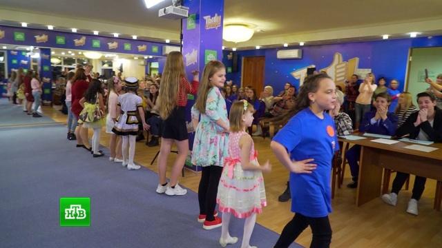 Участницы «Ты супер!» поборолись за корону на конкурсе красоты.НТВ.Ru: новости, видео, программы телеканала НТВ