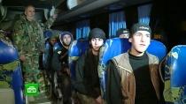 Покинувшие Восточную Гуту боевики отправились впровинцию Идлиб