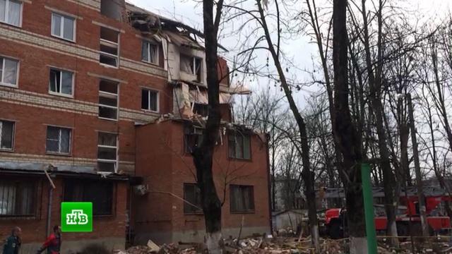 Хозяин взорвавшейся квартиры вКраснодаре получил ожоги 90% тела.Краснодар, взрывы газа, жилье, обрушение.НТВ.Ru: новости, видео, программы телеканала НТВ