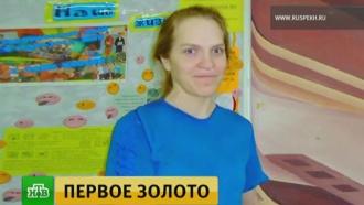 Биатлонистка Румянцева принесла России первое золото на Паралимпиаде