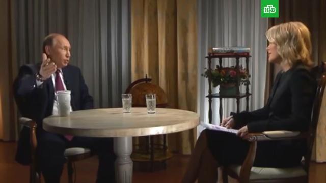 Путин: Песков иногда несет «пургу».Интернет, Путин, СМИ, США, интервью.НТВ.Ru: новости, видео, программы телеканала НТВ