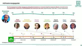 ВЦИОМ оценил явку на предстоящих выборах президента РФ