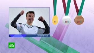 Горнолыжник Бугаев взял золото Паралимпиады всуперкомбинации