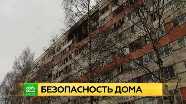 При взрыве газа в Петербурге несущие конструкции дома не пострадали.Санкт-Петербург, взрывы газа.НТВ.Ru: новости, видео, программы телеканала НТВ
