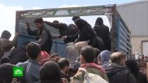 Спасенные жители Восточной Гуты рассказали опережитых страданиях