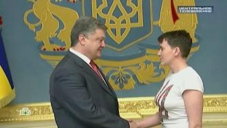 Из героя визгои: как ипочему Савченко стала новым врагом Украины