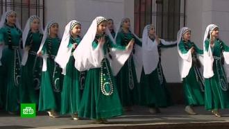 Выборы президента на Северном Кавказе превратились вбольшой праздник
