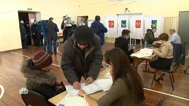 ЦИК: к 17:00 явка на выборах президента превысила 50%.выборы, президент РФ.НТВ.Ru: новости, видео, программы телеканала НТВ