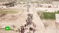 Беженцы из Восточной Гуты рассказали обесчинствах «Армии ислама»