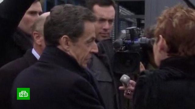 Саркози заключен под стражу на 48 часов: детали расследования.выборы, задержание, Каддафи, Ливия, расследование, Саркози, Франция.НТВ.Ru: новости, видео, программы телеканала НТВ