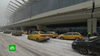 ФАС открыла дело против аэропорта Домодедово за дискриминацию таксистов