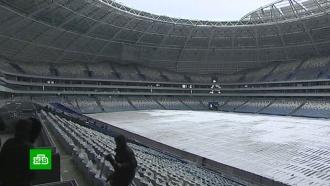 FIFA рассчитывает на завершение строительства самарского стадиона всрок