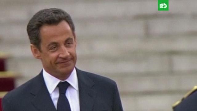Саркози разрешили провести ночь между допросами дома.выборы, Каддафи, коррупция, Ливия, расследование, Саркози, Франция.НТВ.Ru: новости, видео, программы телеканала НТВ