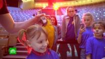 Участников проекта «Ты супер!» пригласили на цирковую арену.НТВ.Ru: новости, видео, программы телеканала НТВ