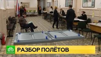 Главу петербургского избиркома лишили премии за казусы на выборах