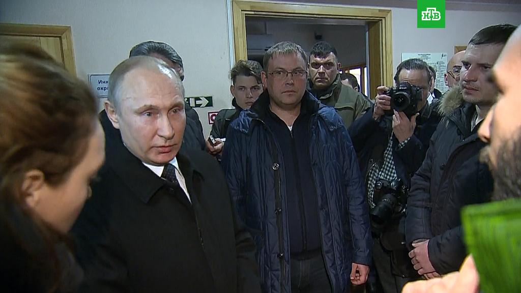 Тулеев ушел. В России началась новая эпоха | Путин сегодня