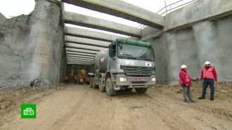 РЖД начала строить в Сербии скоростную железную дорогу