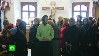 У православных началась Страстная неделя