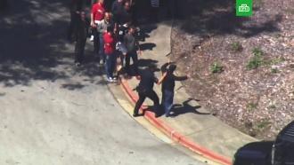 СМИ сообщают одесятках пострадавших при стрельбе в<nobr>штаб-квартире</nobr> YouTube