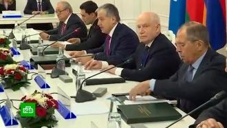 В Минске началось заседание глав МИД СНГ