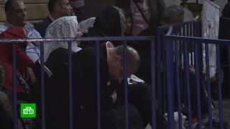 Тысячи верующих со всего мира прибыли вИерусалим на схождение Благодатного огня