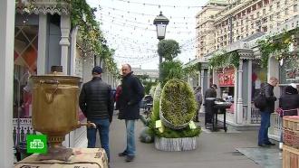 В Москве открылся масштабный фестиваль «Пасхальный дар»