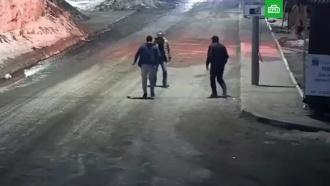 Двое силовиков убили вдраке жителя <nobr>Кабардино-Балкарии</nobr>