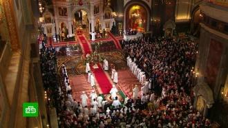 «Христос воскресе!»: у православных началась пасхальная неделя.Пасха, патриарх, православие, религия, торжества и праздники.НТВ.Ru: новости, видео, программы телеканала НТВ