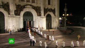 «Христос воскресе!»: у православных началась пасхальная неделя