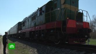 Названы возможные причины ДТП с маршруткой и поездом в Крыму