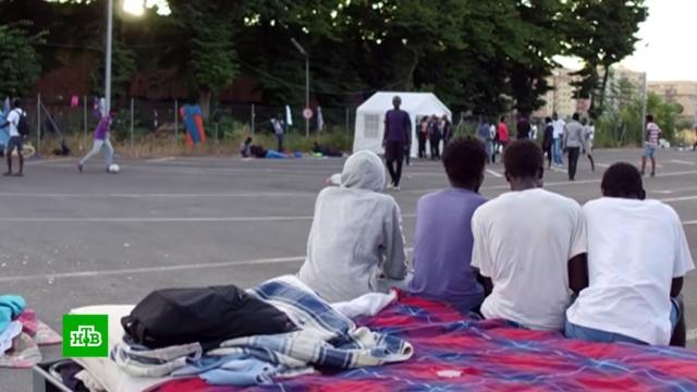 «Абсурдистан»: уставшие от мигрантов европейцы мечтают создать собственные страны.беженцы, Европейский союз, Италия, мигранты, Франция, Швеция.НТВ.Ru: новости, видео, программы телеканала НТВ