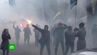 Второй Донбасс: националисты начали наступление на венгров в Закарпатье