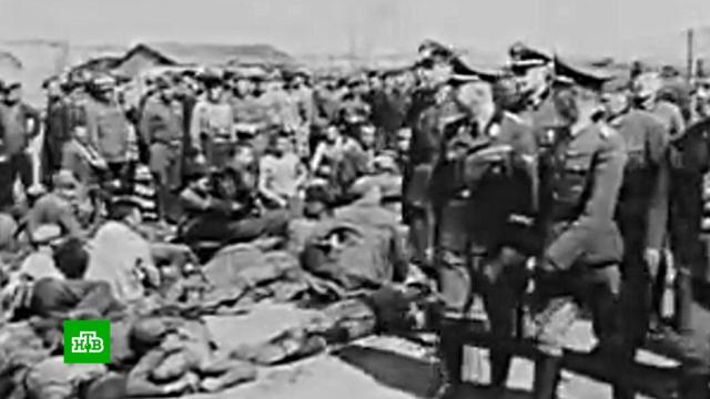 Мир вспоминает переживших ужасы плена узников фашистских лагерей.Белоруссия, Великая Отечественная война, Освенцим, история, памятные даты, фашизм.НТВ.Ru: новости, видео, программы телеканала НТВ