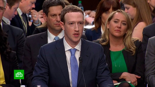 Цукерберг пожаловался сенаторам на троллей из России.Facebook, Цукерберг, расследование, скандалы, соцсети.НТВ.Ru: новости, видео, программы телеканала НТВ