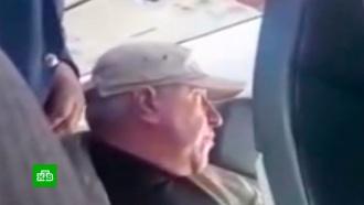 Грозившего взорвать самолет дебошира задержали после возвращения из Турции